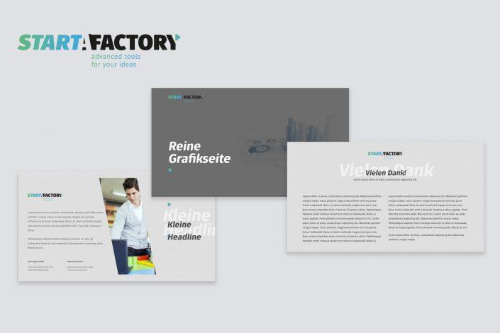 Start a factory